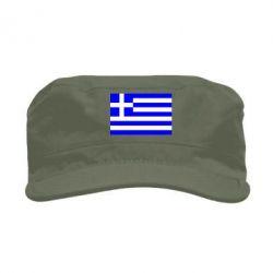 Кепка милитари Греция - FatLine