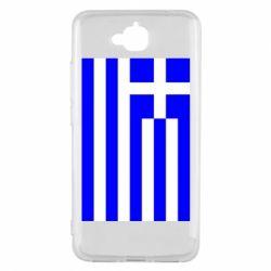 Чохол для Huawei Y6 Pro 2018 Греція - FatLine