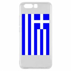 Чохол для Huawei P10 Греція - FatLine