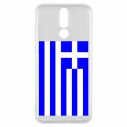Чохол для Huawei Mate 10 Lite Греція - FatLine