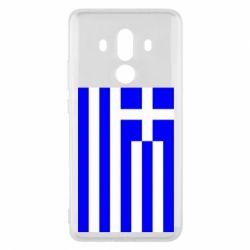 Чохол для Huawei Mate 10 Pro Греція - FatLine
