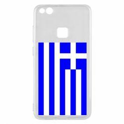 Чохол для Huawei P10 Lite Греція - FatLine