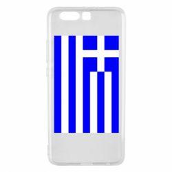 Чохол для Huawei P10 Plus Греція - FatLine