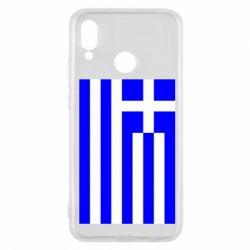Чохол для Huawei P20 Lite Греція - FatLine