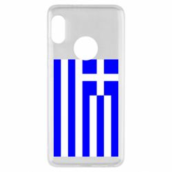 Чохол для Xiaomi Redmi Note 5 Греція - FatLine