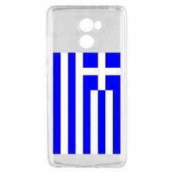 Чохол для Xiaomi Redmi 4 Греція - FatLine