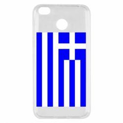 Чохол для Xiaomi Redmi 4x Греція - FatLine