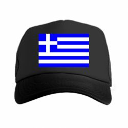 Кепка-тракер Греция - FatLine