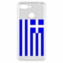 Чохол для Xiaomi Redmi 6 Греція - FatLine