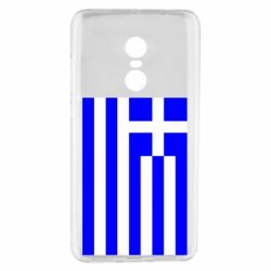 Чохол для Xiaomi Redmi Note 4 Греція - FatLine