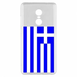 Чохол для Xiaomi Redmi Note 4x Греція - FatLine
