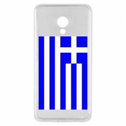 Чохол для Meizu M5 Греція - FatLine
