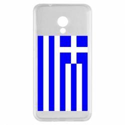 Чохол для Meizu M5s Греція - FatLine