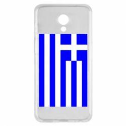 Чохол для Meizu M6s Греція - FatLine
