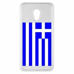 Чохол для Meizu Pro 6 Plus Греція - FatLine