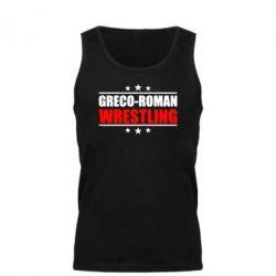 Мужская майка Greco-Roman Wrestling