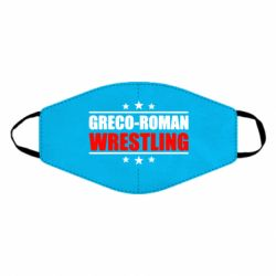 Маска для обличчя Greco-Roman Wrestling