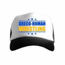 Дитяча кепка-тракер Greco-Roman Wrestling
