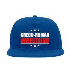 Снепбек Greco-Roman Wrestling