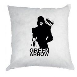 Подушка Green Arrow Art - FatLine