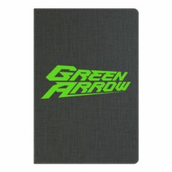Блокнот А5 Green Arrow - FatLine