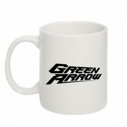 Кружка 320ml Green Arrow - FatLine