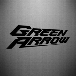 Наклейка Green Arrow - FatLine