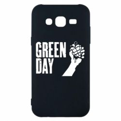 "Чохол для Samsung J5 2015 Green Day "" American Idiot"