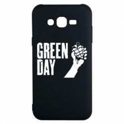 "Чохол для Samsung J7 2015 Green Day "" American Idiot"