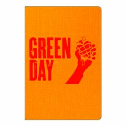 "Блокнот А5 Green Day "" American Idiot"