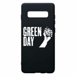 "Чохол для Samsung S10+ Green Day "" American Idiot"