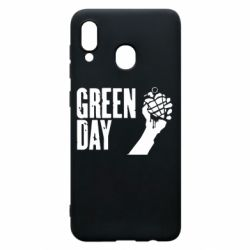 "Чохол для Samsung A30 Green Day "" American Idiot"