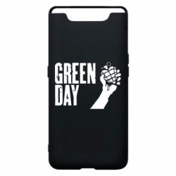 "Чохол для Samsung A80 Green Day "" American Idiot"