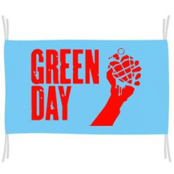 "Прапор Green Day "" American Idiot"