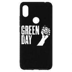 "Чохол для Xiaomi Redmi S2 Green Day "" American Idiot"