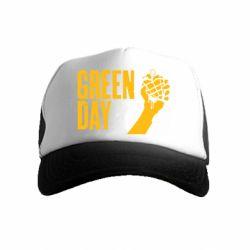 Детская кепка-тракер Green Day American Idiot