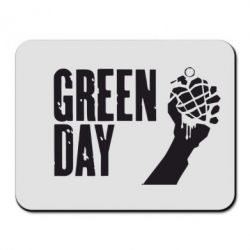 Коврик для мыши Green Day American Idiot - FatLine
