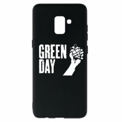 "Чохол для Samsung A8+ 2018 Green Day "" American Idiot"