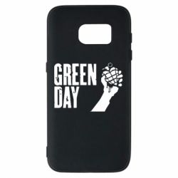 "Чохол для Samsung S7 Green Day "" American Idiot"