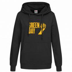 Женская толстовка Green Day American Idiot - FatLine