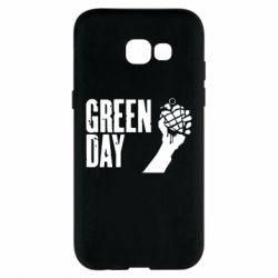"Чохол для Samsung A5 2017 Green Day "" American Idiot"