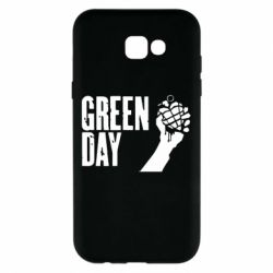 "Чохол для Samsung A7 2017 Green Day "" American Idiot"