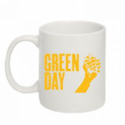 Кружка 320ml Green Day American Idiot - FatLine