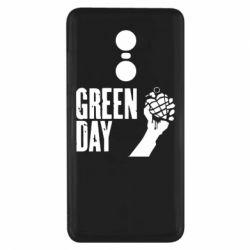 "Чохол для Xiaomi Redmi Note 4x Green Day "" American Idiot"
