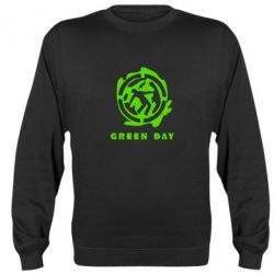 Реглан (свитшот) Green Day Logo - FatLine