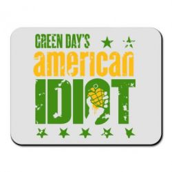 Коврик для мыши Green Day's American Idiot - FatLine