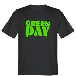 Мужская футболка Green Day - FatLine