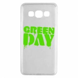 Чехол для Samsung A3 2015 Green Day