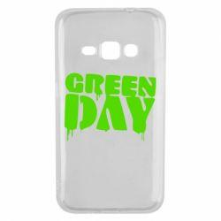 Чехол для Samsung J1 2016 Green Day