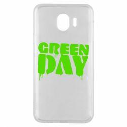 Чехол для Samsung J4 Green Day